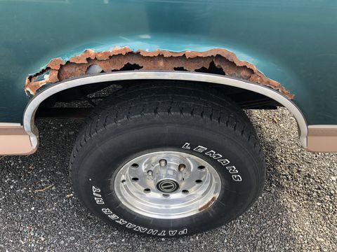 Rust Treatment