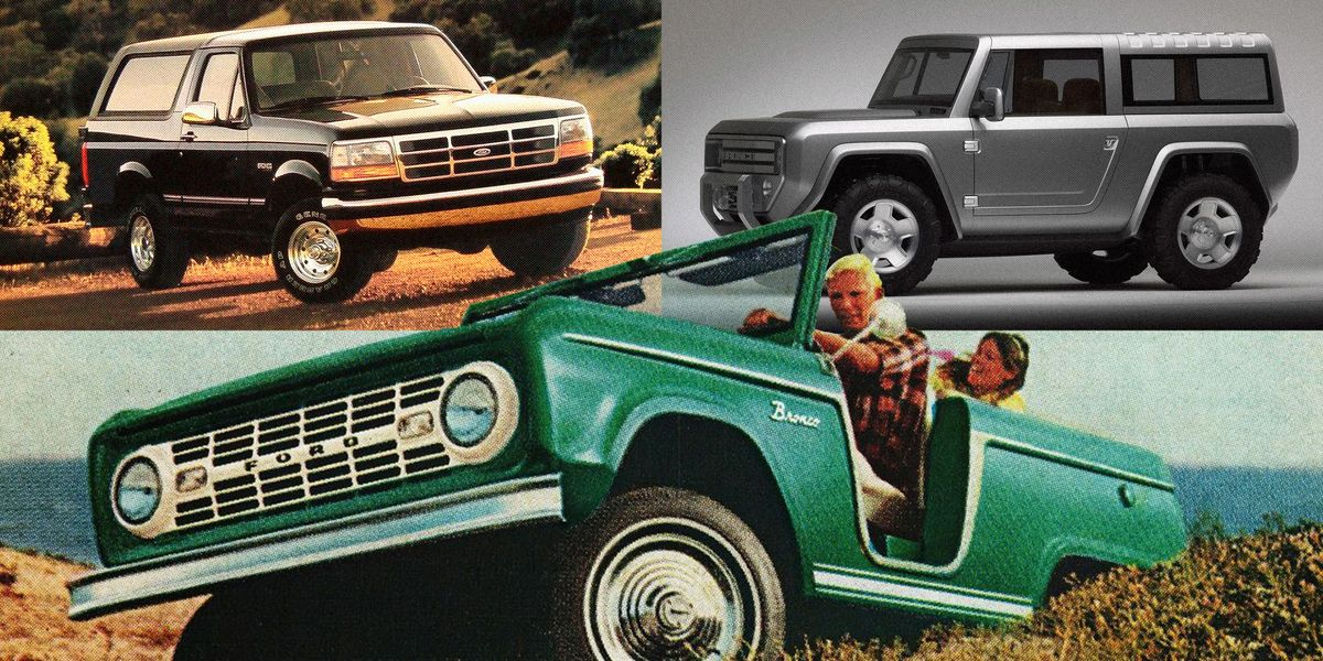 20 Facts about the Ford Bronco