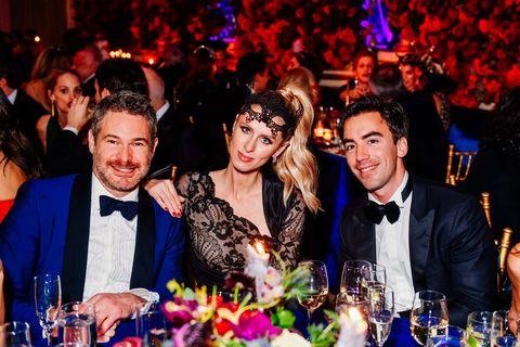 Bronson van Wyck, Nicky Rothschild, Fernando Garcia