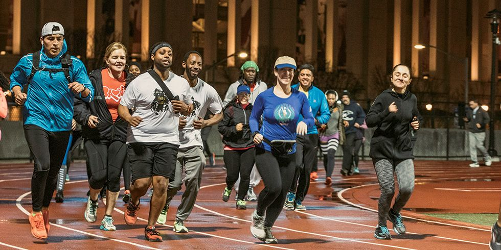 This Bronx Running Group Gives Members a Cool Side Benefit