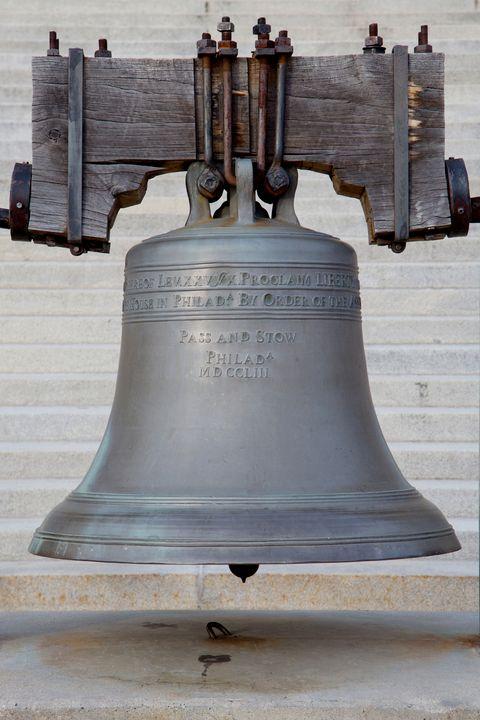 bronze bell scene