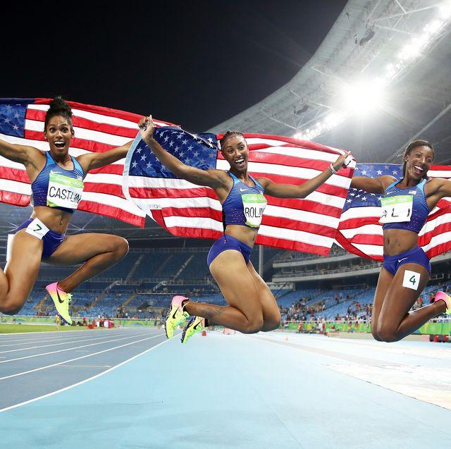 athletics  olympics day 12