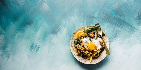 Blue, Photography, Still life photography, Cuisine, Vegetarian food, Illustration, Food, Dish,