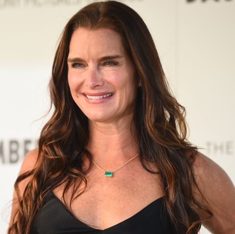 Brooke Shields Just Posted A Bikini Photo That Shows Off Her Incredibly Toned Abs
