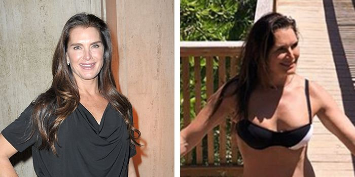 Everyone S Freaking Out About Brooke Shields Amazing