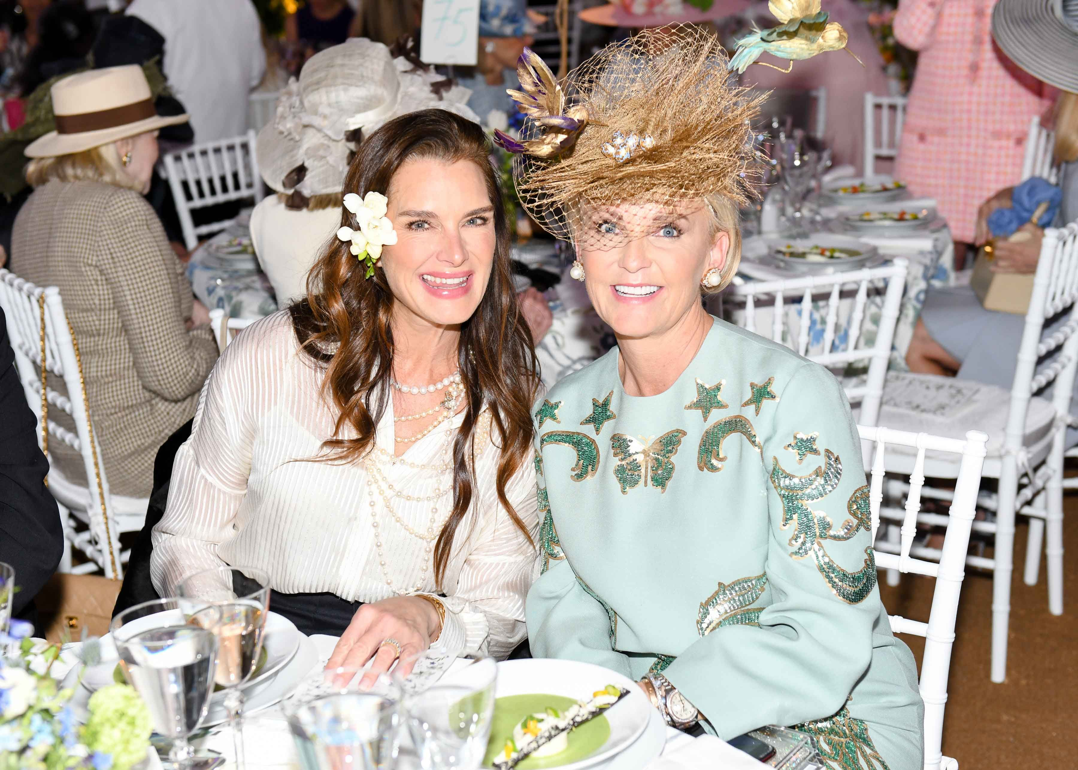 Central Park Conservancy Hat Lunch 2019