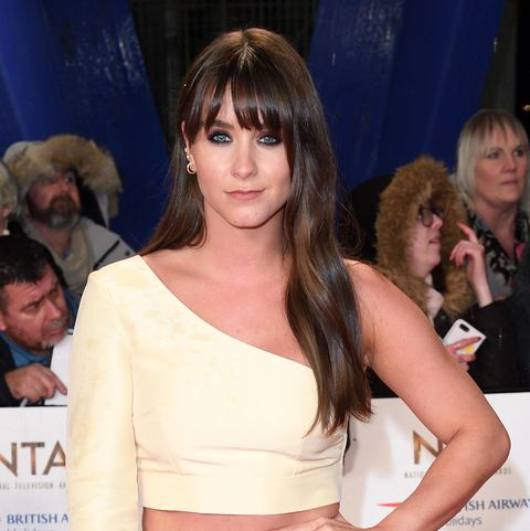 Coronation Street star Brooke Vincent says pregnancy has changed her body hang-ups
