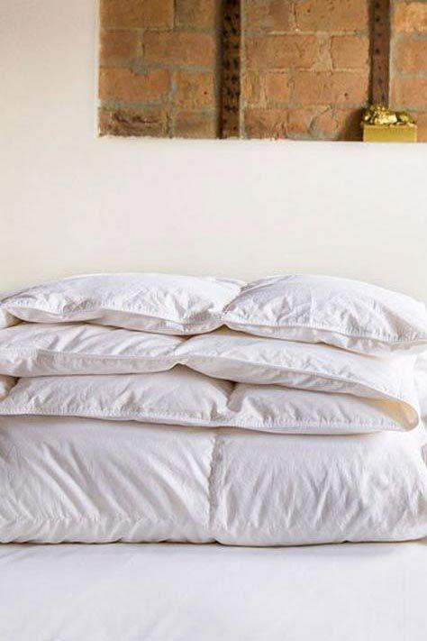 best down comforter - brooklinen