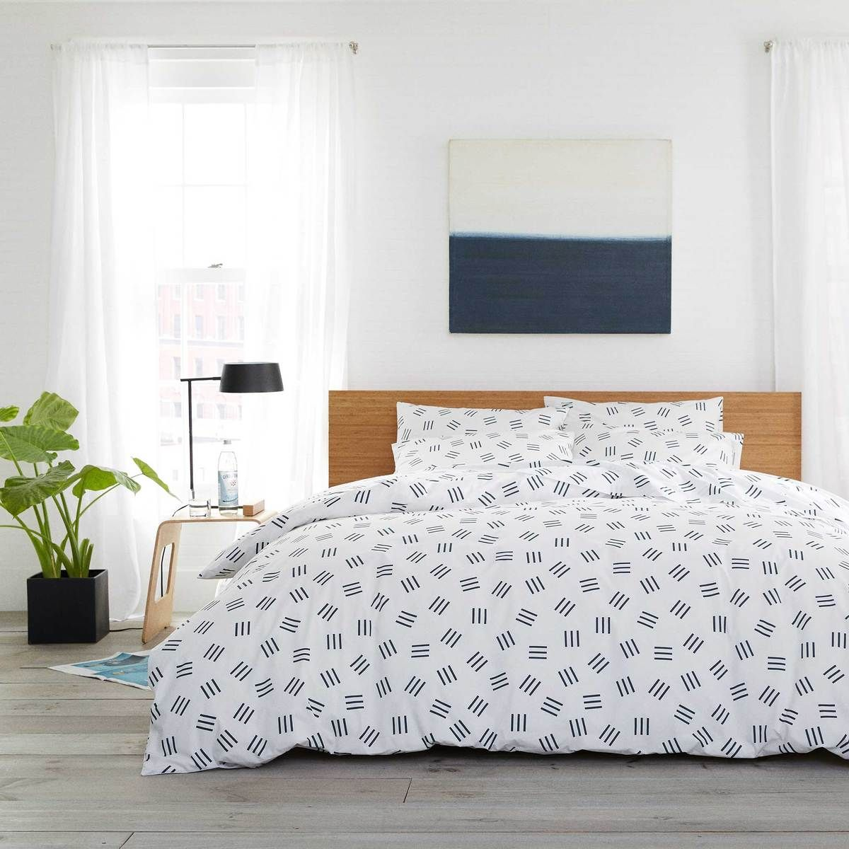 Brooklinen's Limited-Edition Sheets Are Almost Sold Out, So Get 'Em Before They're Gone