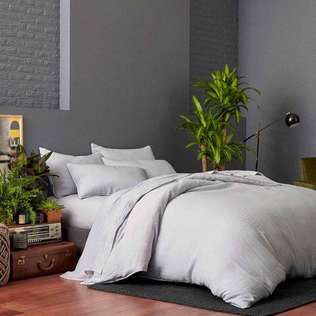 haze linen sheets
