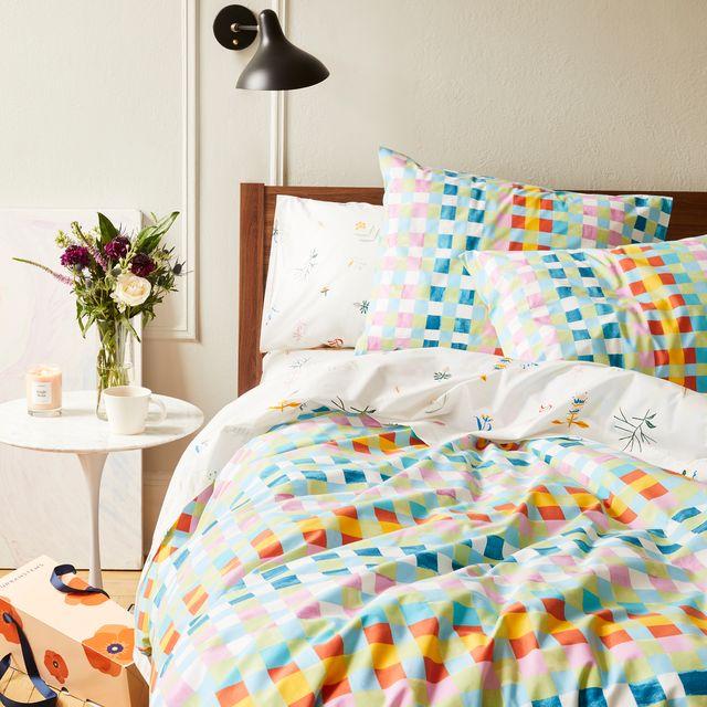 brooklinen urban stems bedding collection
