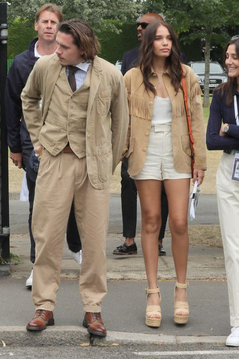 Wimbledon 2019 Celebrity Sightings -  Men's Final Day