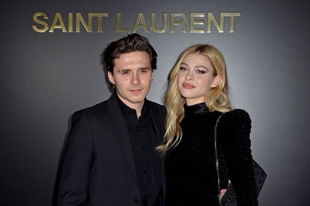 saint laurent  photocall   paris fashion week womenswear fallwinter 20202021