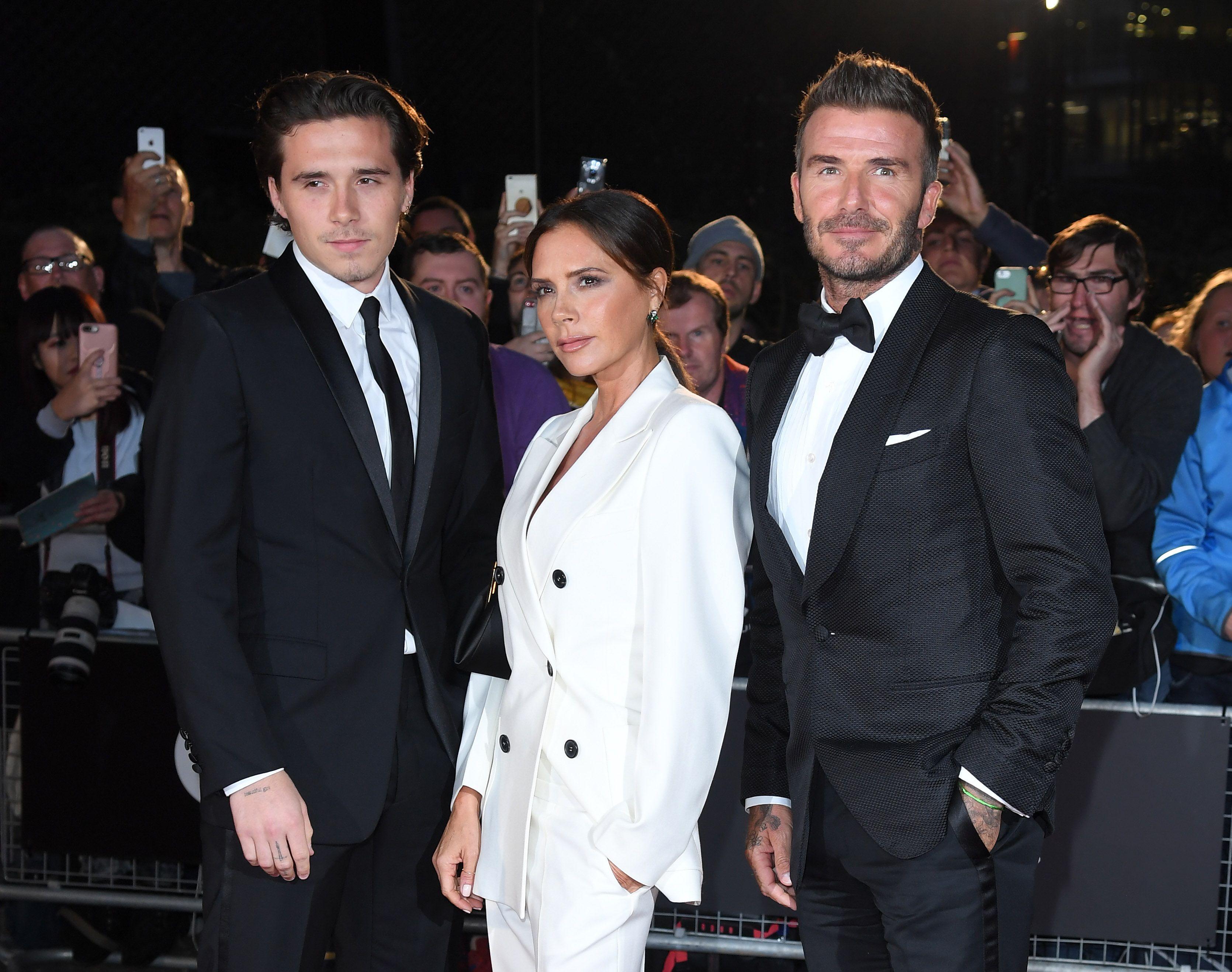 David Beckham Launches Range Of Footwear Based On Classic