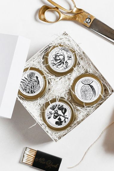 brooklyn candle studio gift set