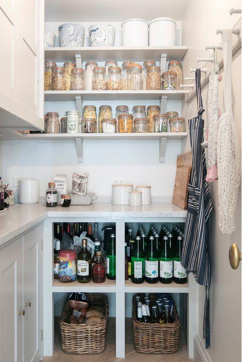 Small Pantry Storage Ideas