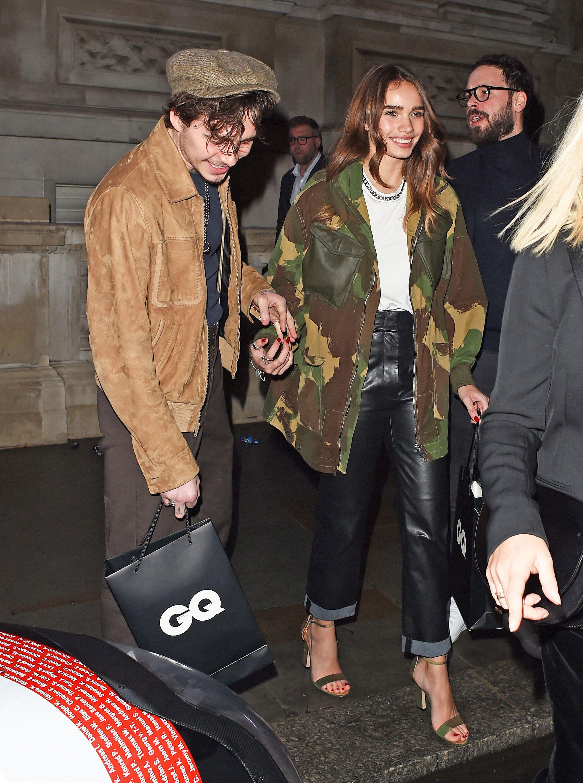 Brooklyn Beckham y su novia 8d9f0ebc5ae