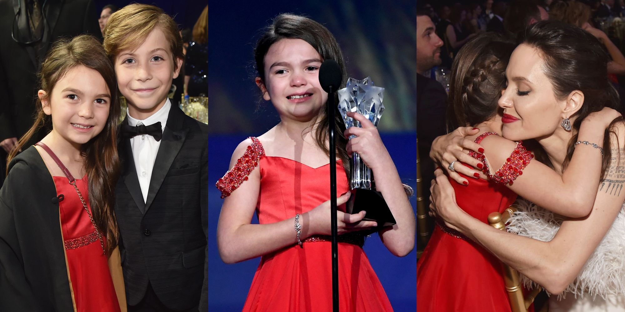 7-Year-Old Brooklynn Prince Was the Star of the Critics' Choice Awards