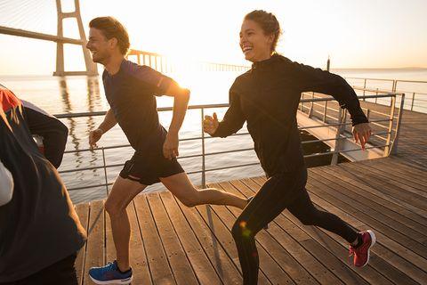 Zo blijf je blessures voor met hardlopen