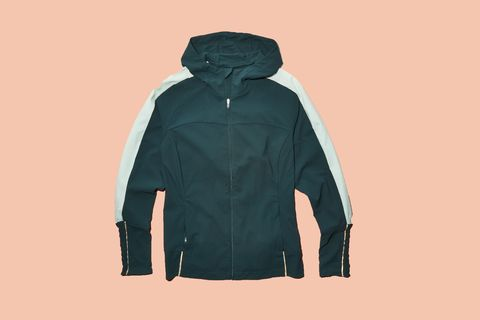 Jacket, Clothing, Outerwear, Hood, Sleeve, Hoodie, Windbreaker, Zipper, Jersey, Top,