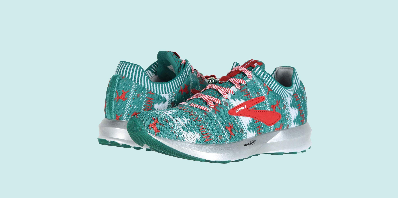 Brooks Christmas Shoes Are Like an Ugly