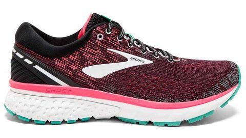 best marathon running shoes -Brooks Ghost 11