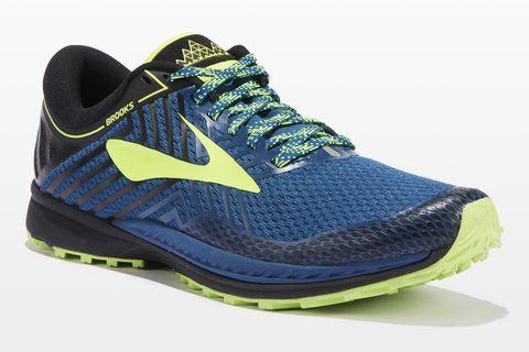 Shoe, Footwear, Running shoe, Outdoor shoe, Walking shoe, Blue, Sneakers, Cross training shoe, Product, Athletic shoe,