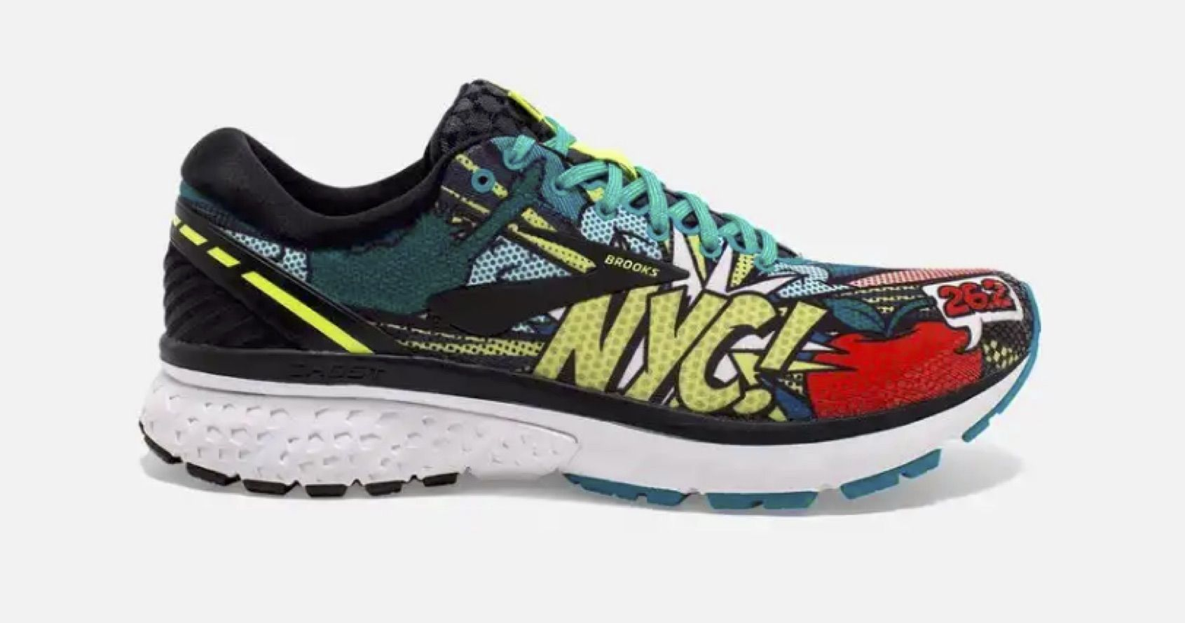 Sneakers 2018 Nyc Marathon Shoes Themed WYeEIbHD29