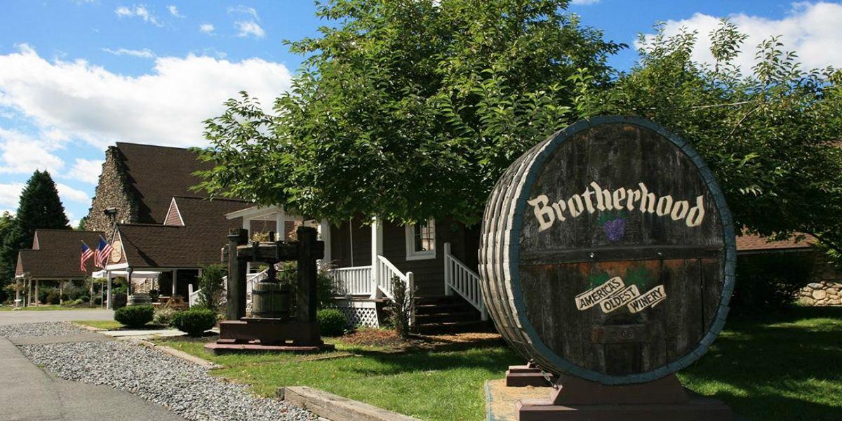 Brotherhood Winery - New York