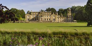 Broughton Hall - Yorkshire - garden - cottages.com