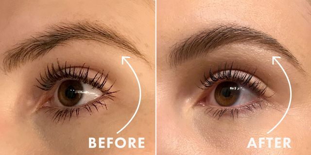 I Tried Using Eyelash Glue as Brow Gel, and I'm Legit In Love