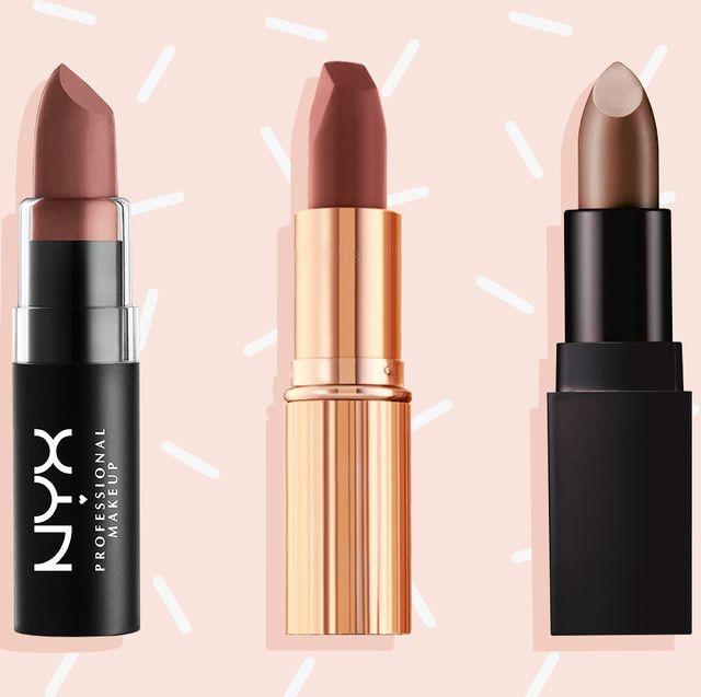 brown lipsticks best 2019