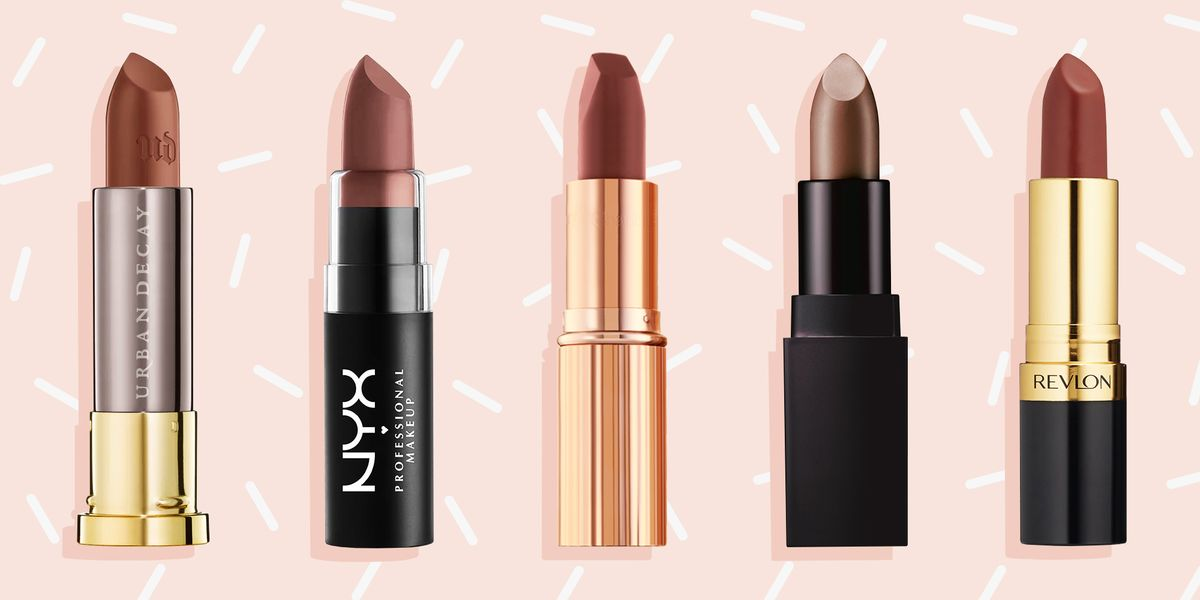 9 Best Brown Lipsticks For 2019 - 90S Inspired Brown Lipsticks-1404