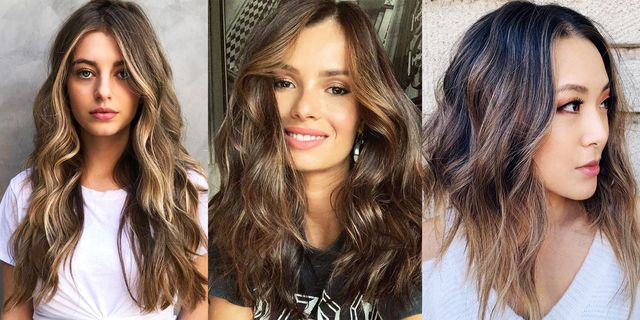 20 Best Brown Hair With Highlights Ideas for 2019 – Summer ...