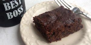 Black Bean Brownies with 300x150