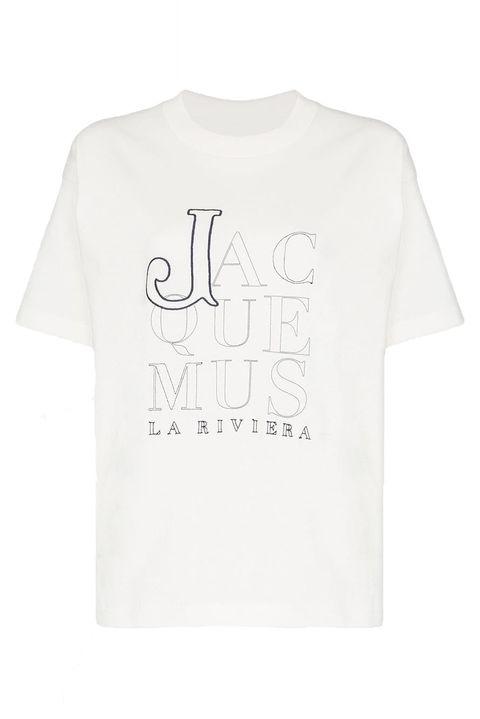 Camiseta jacquemus la riviera