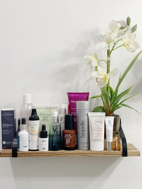 brownskinderm products