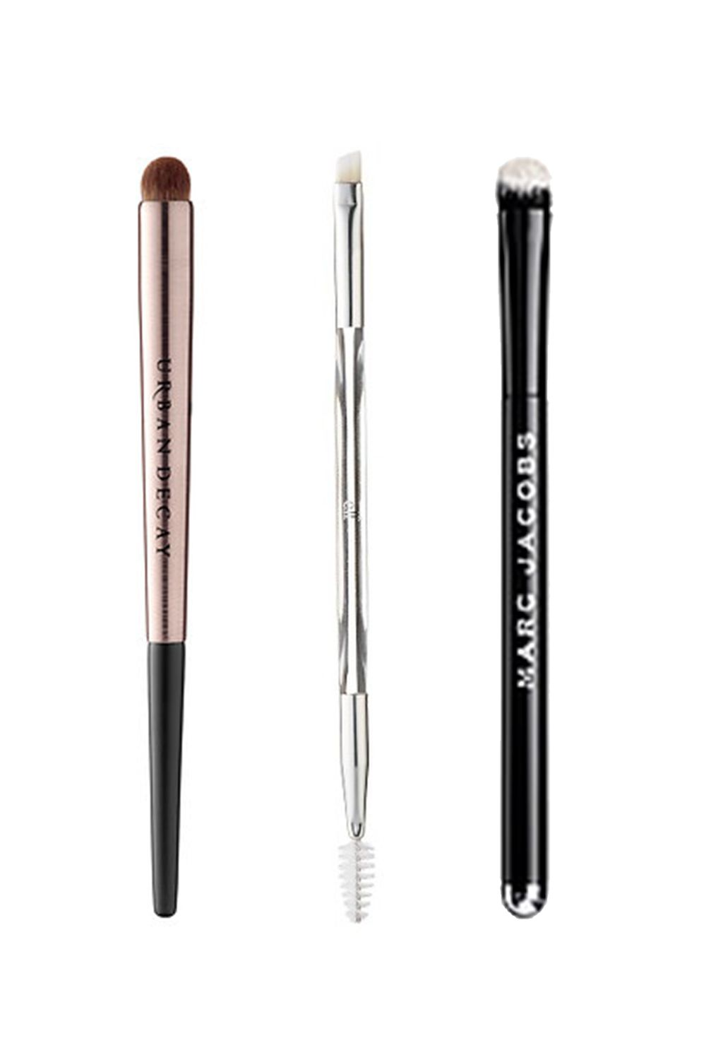 """For Instagram Brows You've seen this brow on your favorite beauty vloggers and Instagram models alike. """"For that blocked-in brow that is popular on Instagram I would use a smaller concealer brush, preferably with slightly rounded edges, to create the shape,"""" said Stiles."""