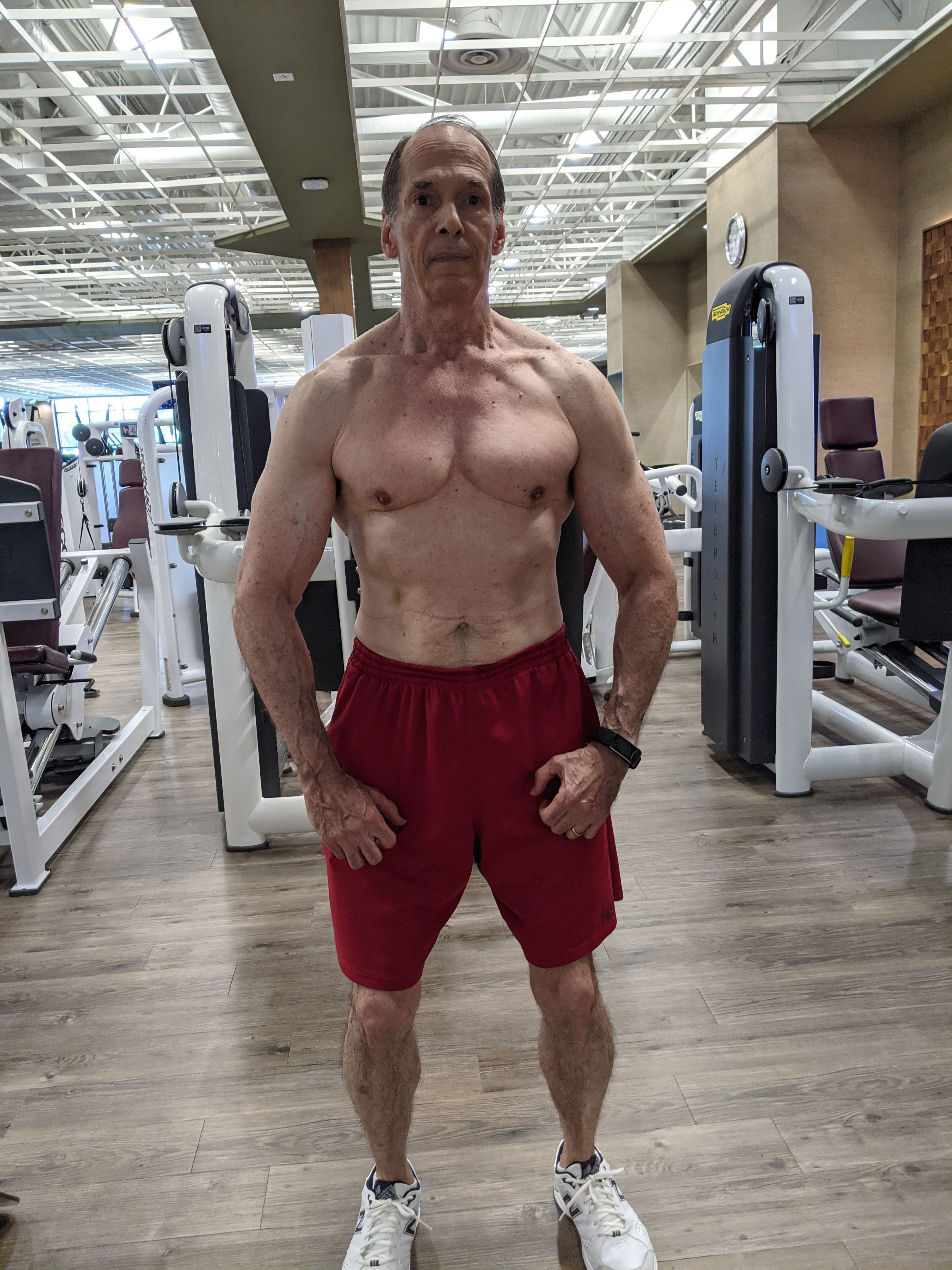 The Workout and Diet I Used to Build Muscle and Get Ripped at 63 Years Old