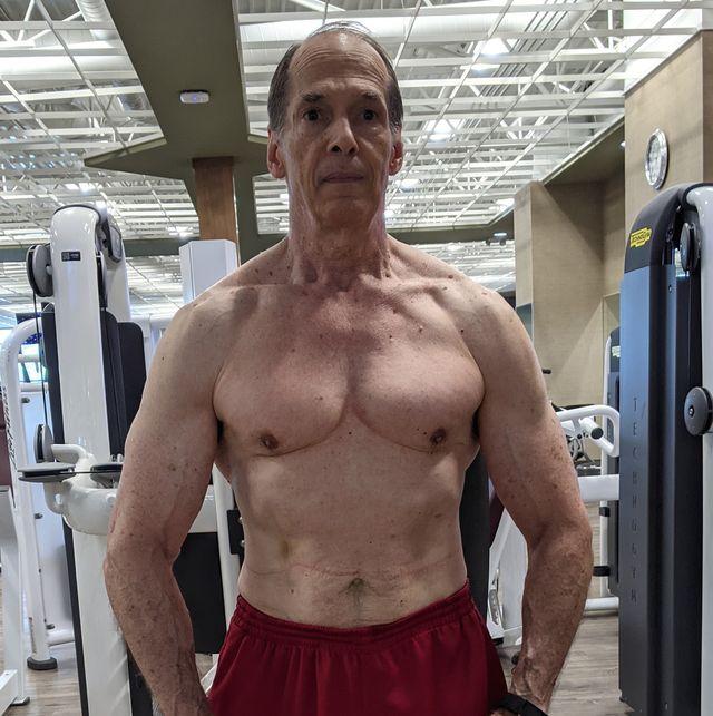 bodybuilding transformation