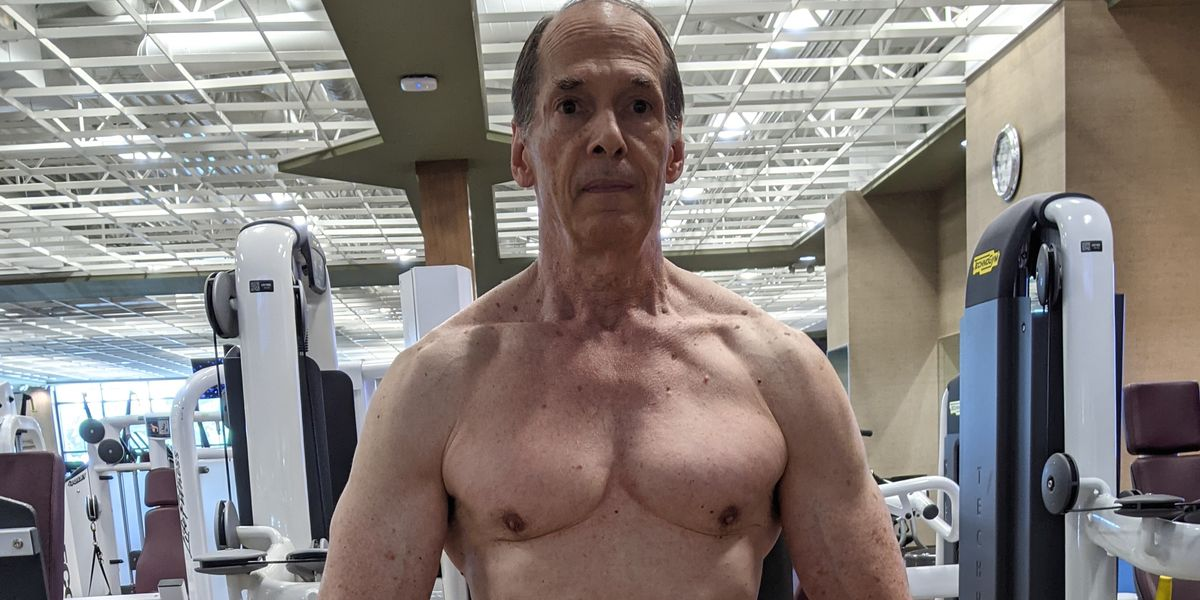 The Workout and Diet I Used to Build Muscle and Get Ripped at 63 Years Old - menshealth.com