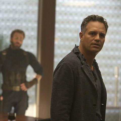mark ruffalo the hulk marvel characters