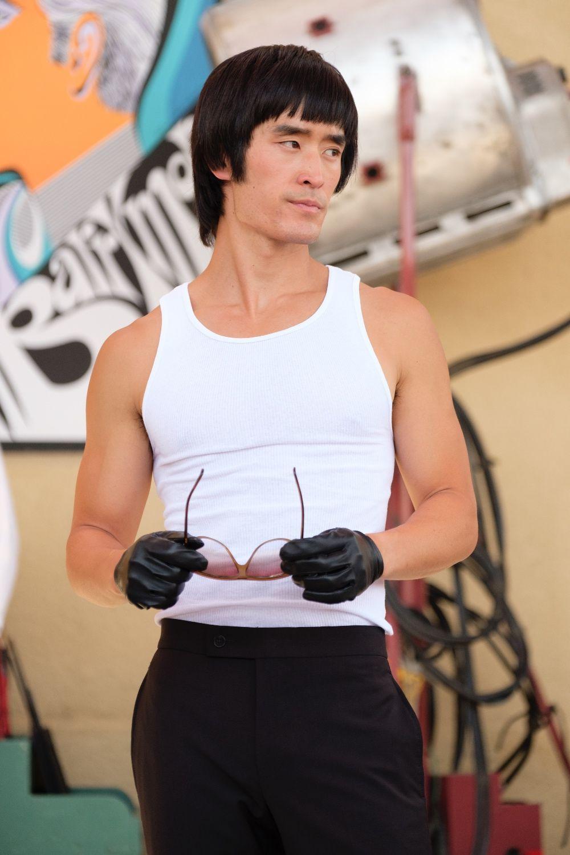 Bruce Lee Martial Arts Expectations Big Boys T-Shirt Tee