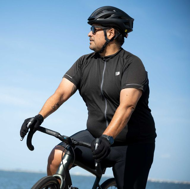 bruce mccarthy takes a break while riding the clearwater causeway sunday may 23rd, 2021