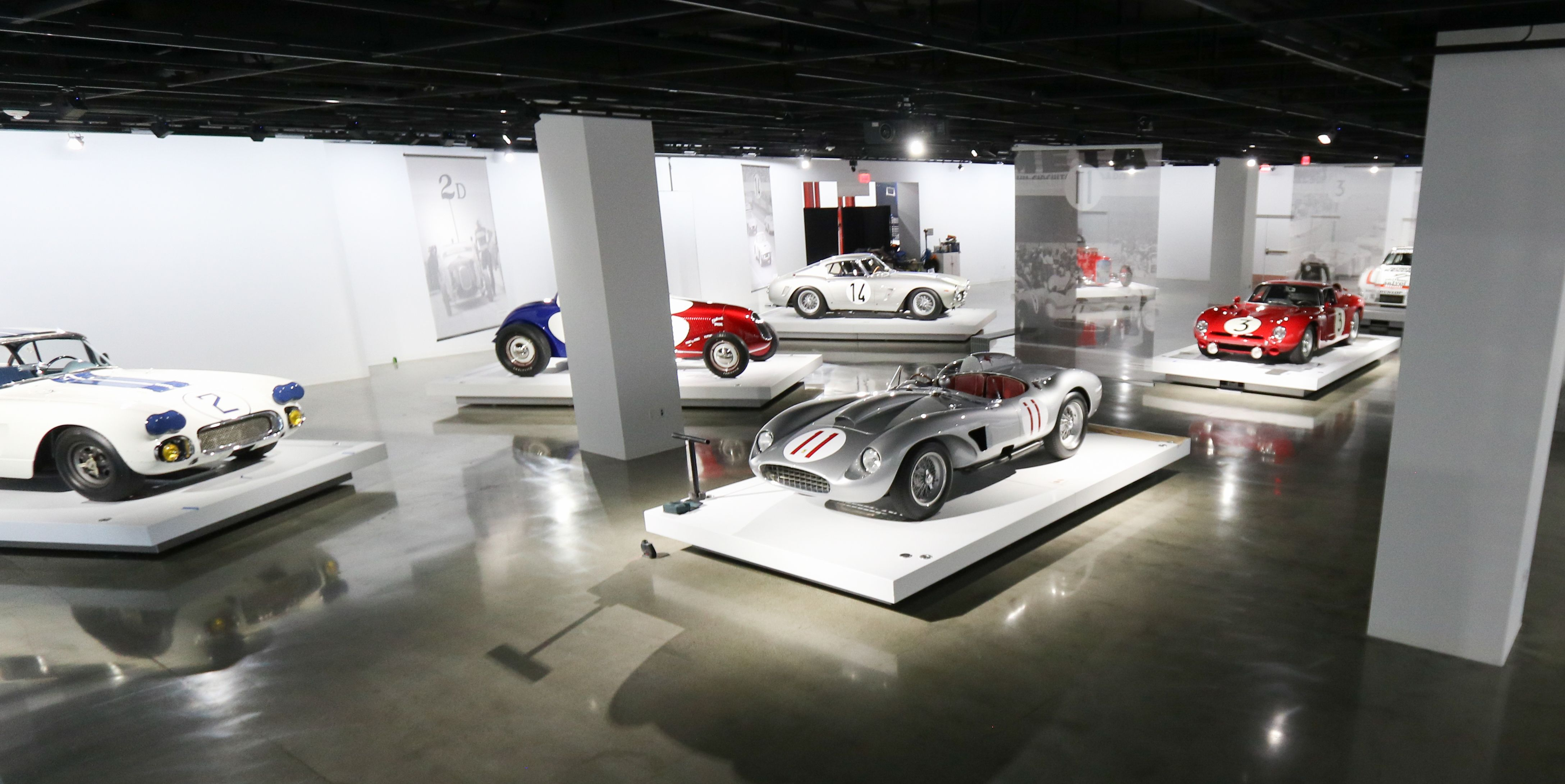 Bruce Meyer's Exhibit of Epic Race Cars Opens at Petersen Automotive Museum