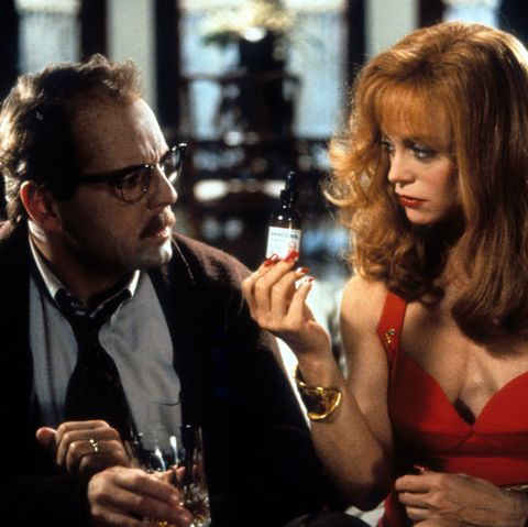 Bruce Willis And Goldie Hawn In 'Death Becomes Her'