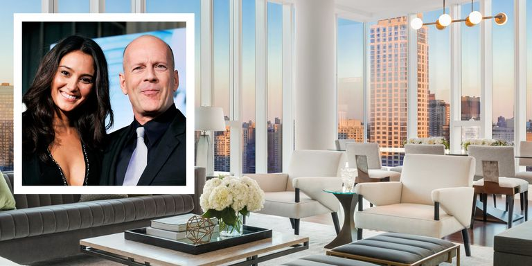 Bruce willis new york city apartment bruce and emma for Buy new york apartment