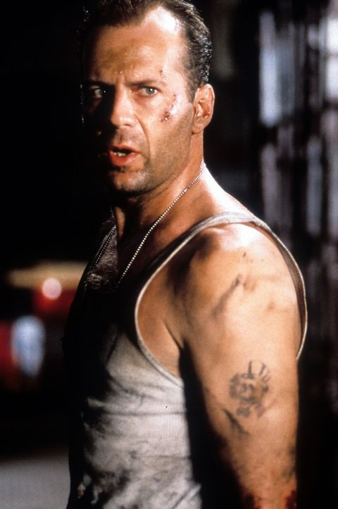 bruce willis in 'die hard with a vengeance'