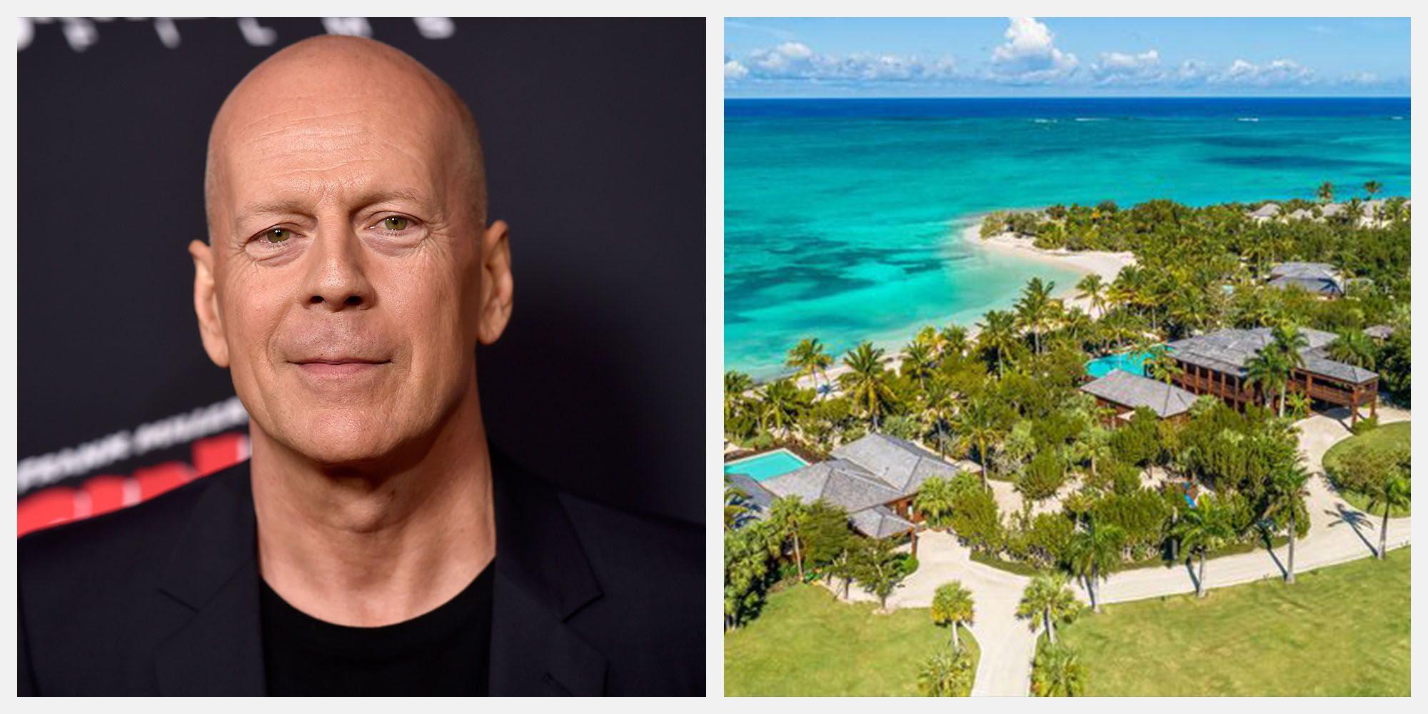 Bruce Willis and Emma Heming Willis's Turks & Caicos Retreat Can Be Yours for $33 Million