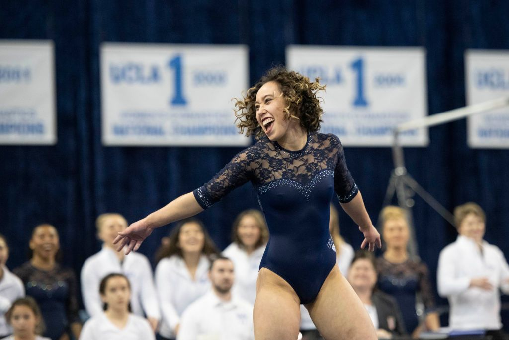 Gymnast Katelyn Ohashi Reveals Rare Skin Condition—But What Is Granuloma Annulare?
